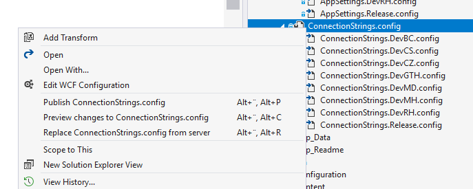 Take control of your configuration files – The Sitecore Planet